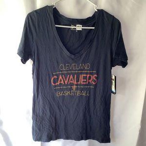 New Era   Cleveland Cavaliers Basketball T Shirt